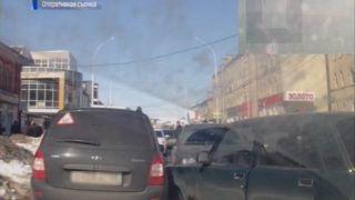 Сотрудники ГИБДД задержали автоугонщика