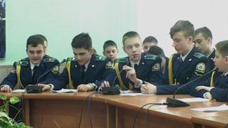 Тамбовских кадетов пригласили на День Победы в Минск