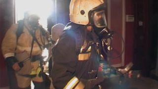 Проверка пожарной безопасности в драмтеатре