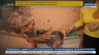 В преддверии Пасхи волонтеры помогают ветеранам навести чистоту в доме