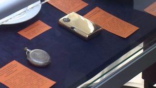 Портсигар с бриллиантами и реликвии царской семьи на выставке в Тамбове