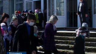 В Моршанске внепланово эвакуировали школу и детский сад