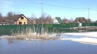 Ухудшение паводковой ситуации прогнозируют в Тамбове, Уварове и Кирсанове
