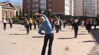 Депутаты на зарядке: в Тамбовской городской Думе провели «День здоровья»
