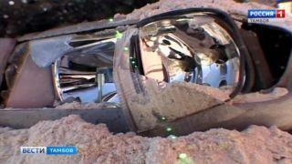 В ДТП на пересечении Степана Разина и Рассказовского шоссе погиб мужчина