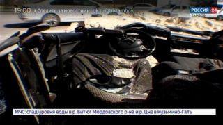 Следователи выясняют обстоятельства ДТП на улице Степана Разина