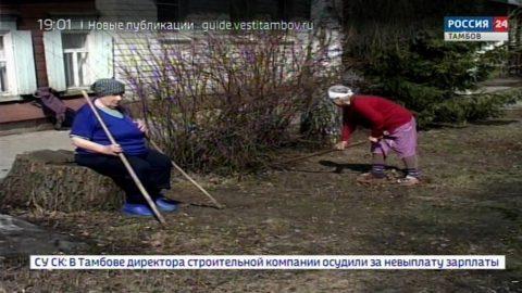 Агентами чистоты станут 5 тысяч тамбовчан