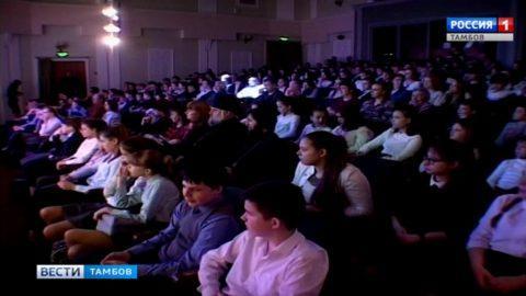 В Тамбове открыли детский фестиваль «Пасхальный свет»