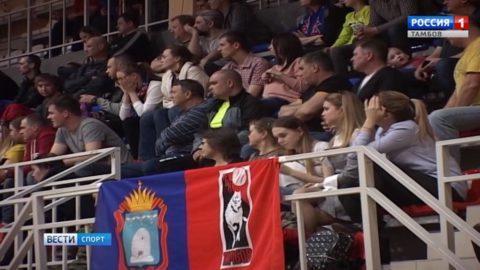 БК «Тамбов» занял пятое место в Чемпионате России Суперлиги Второго дивизиона