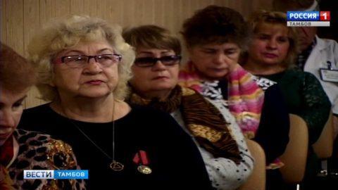 Чернобыльцы принимают вдов