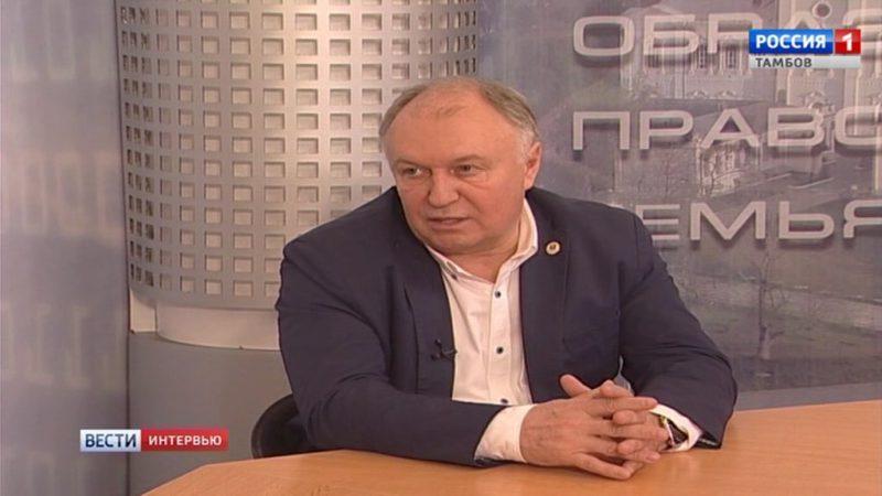 Интервью: Алексей Плахотников