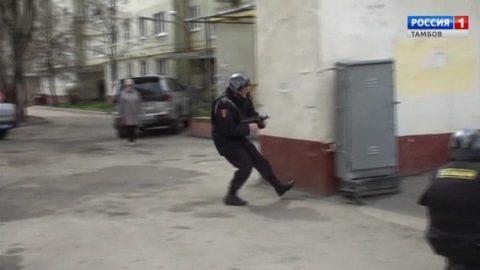 Гвардейцы вневедомственной охраны начали проверку спецобъектов