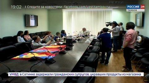 Евгений Матушкин: мы взяли на себя шефство и стараемся обязательства выполнять