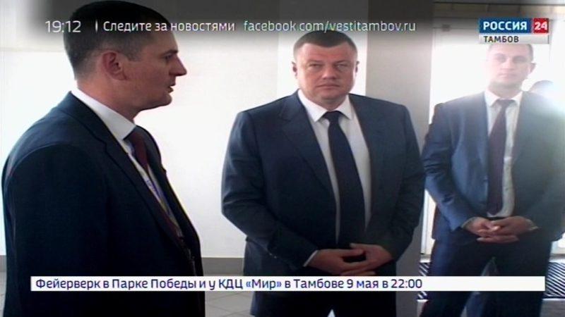 Александр Никитин и Франсуа Реми, генеральный директор «Ашан Ритейл Россия», обсудили дальнейшее сотрудничество