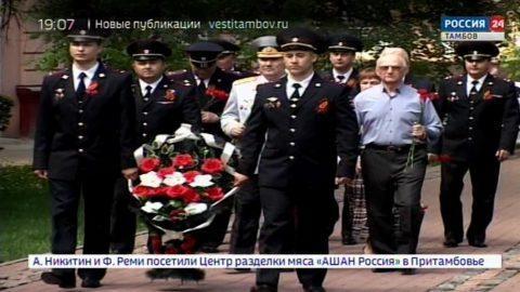 Николай Скоков: «Наши ветераны-наша гордость»