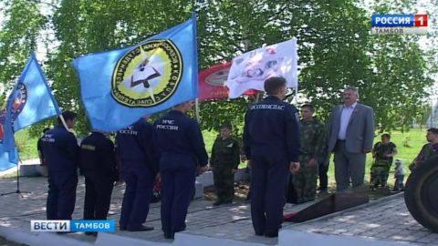 Спасенье памяти: в Кочетовке восстановили памятник и привели в порядок могилы героев-зенитчиц