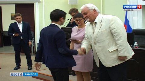В Молодежном парламенте региона теперь 50 депутатов