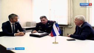 В Тамбове открыли общественную приёмную проекта «Безопасные дороги» Единой России
