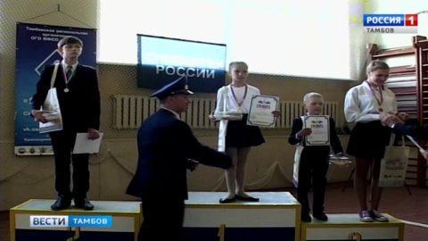 «Динамо» - глазами детей»: победители конкурса к 95-летию общества получили награды