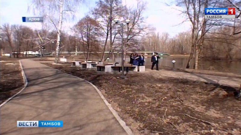 Пять проектов из Тамбовской области продолжают борьбу в конкурсе Минстроя