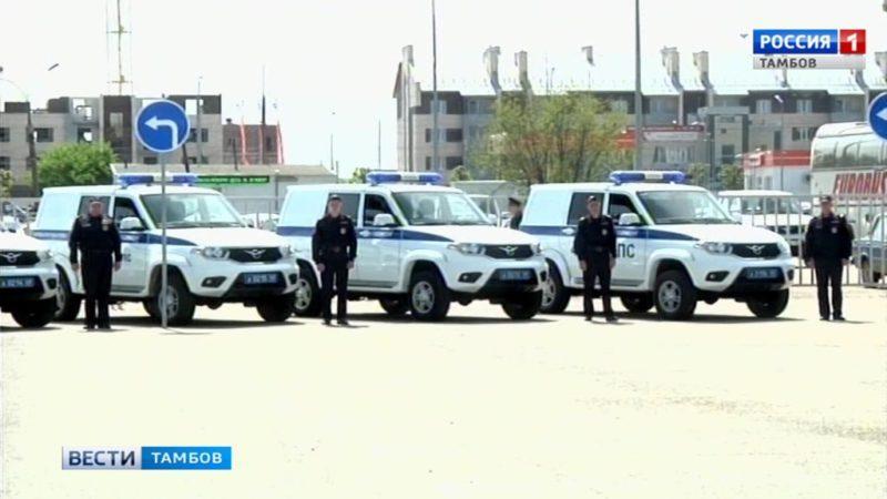 Тамбовские полицейские будут охранять правопорядок на ЧМ по футболу