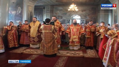 День Ангела митрополита Феодосия