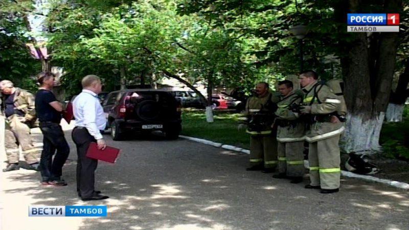 Нет дыма без огня: выбрали лучшее звено газодымозащитной службы