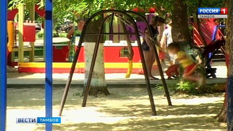 Тамбовские скверы пользуются популярностью и поднимают рейтинг города