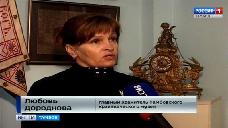 В «Ночь в музее» в Тамбовском краеведческом открыли выставку, посвященную визиту Николая II в Тамбовскую губернию