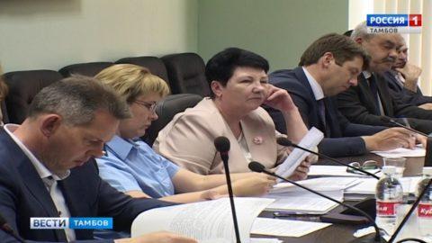 В Тамбовской области могут изменить ставку налога на имущество