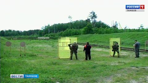 Масштабные соревнования разведчиков провели в Тамбовской области