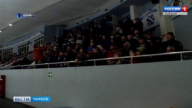 ХК «Тамбов» перешел в ВХЛ