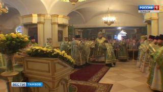 Митрополит Феодосий: Матрона будет делиться милостью с жителями тамбовской земли
