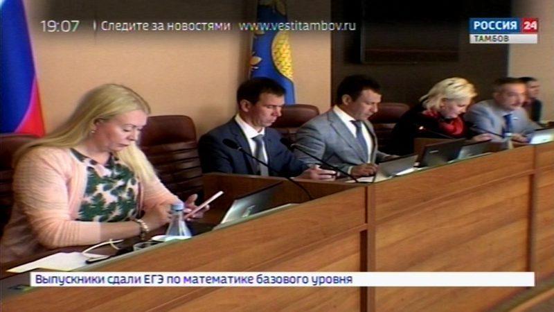 400 миллионов рублей выделят в этом году на ремонт дорог в Тамбове