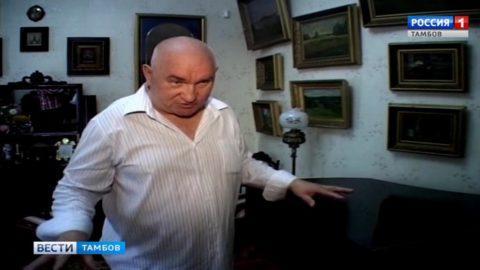 Александр Ермаков удостоен национальной премии и стал «Хранителем»