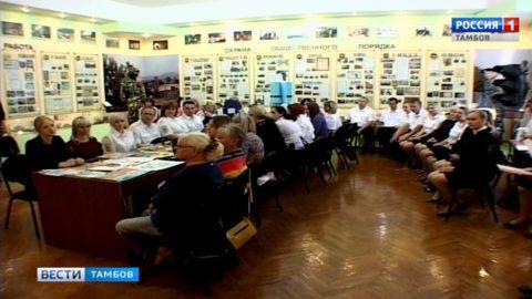 Инспекторы ПДН принимают поздравления с Днем образования службы