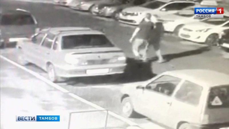 Тамбовские полицейские раскрыли серию грабежей