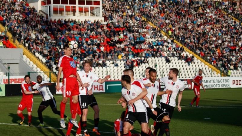 «Енисей» разгромил «Анжи» впервом матче завыход вПремьер-лигу