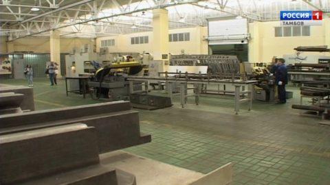 Тамбовстат подвёл итоги развития промышленности в регионе