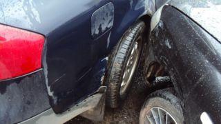 В Тамбове произошло тройное ДТП: пострадавшие в больнице