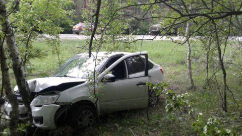 В Рассказовском районе столкнулись «ЗИЛ» и «Lada Granta»: есть пострадавшие
