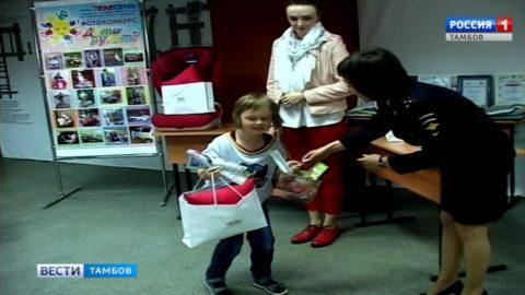 «Дети рулят»: в УГИБДД подвели итоги фотоконкурса