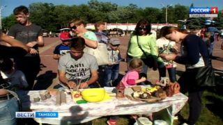 В Котовске отметили праздник неваляшки