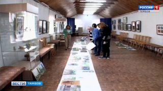 Художественная школа №1 готовит жителям региона подарок
