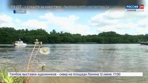 12 пляжей в Тамбовской области закрыты для купания