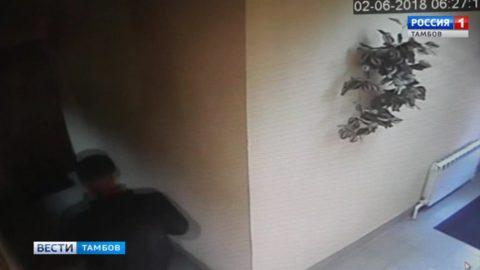 Тамбовские полицейские задержали банного воришку из Воронежа