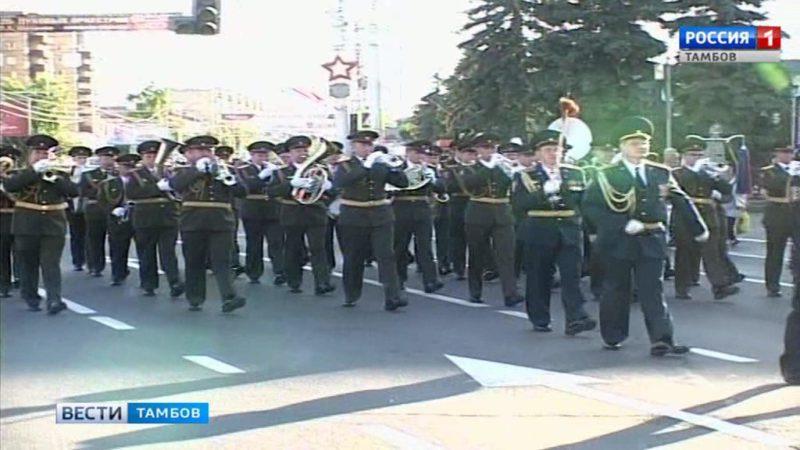 «Триумфальный марш» Валерия Халилова стал гимном фестиваля духовых оркестров»