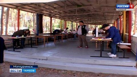 «Добросфера» в «Космосе»: фестиваль творчества загородных лагерей