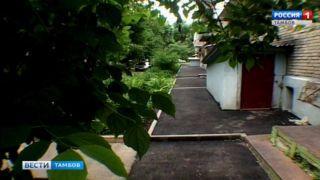 В Тамбове приступили к досрочному ремонту домов