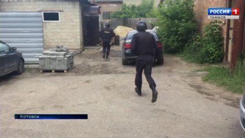 В Котовске гвардейцы вневедомственной охраны предотвратили пожар в цехе по изготовлению металлоконструкций